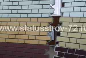 Фасадные панели Тюмень недорого