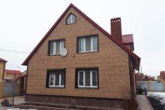 Отделка фасада фасадными панелями «Я фасад»